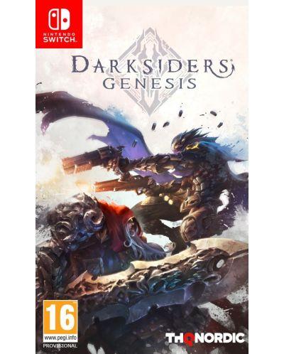 Darksiders Genesis (Nintendo Switch) - 1