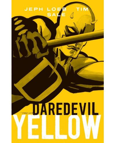 Daredevil: Yellow - 1