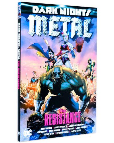 Dark Nights Metal: The Resistance - 1