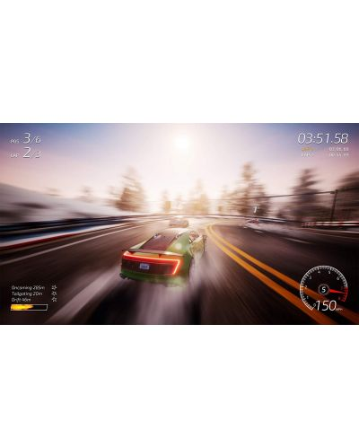 Dangerous Driving (PS4) - 8
