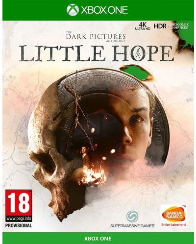 The Dark Pictures: Little Hope (Xbox One) - 1