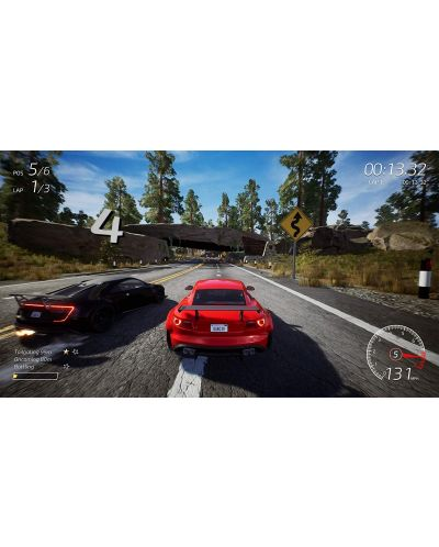 Dangerous Driving (PS4) - 7
