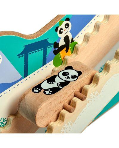 Интерактивна играчка за стена Lucy&Leo - Зимно приключение - 5
