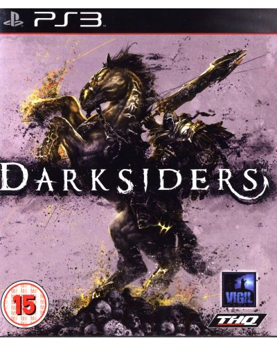 Darksiders (PS3) - 1