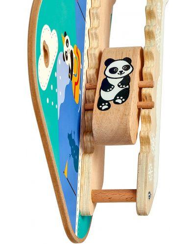 Интерактивна играчка за стена Lucy&Leo - Зимно приключение - 4