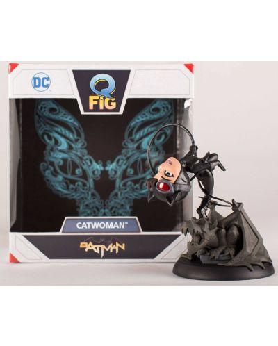Фигура Q-Fig: DC Comics - Catwoman Rebirth, 12 cm - 7