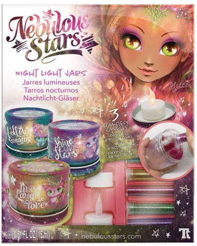 Творчески комплект Nebulous Stars - Декорирай сама, Нощни лампи, Хазелия - 9