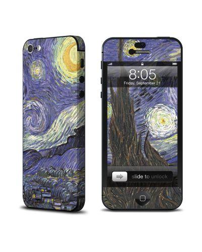 Decalgirl Starry Night за iPhone 5 - 1