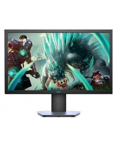 """Гейминг монитор Dell S2419HGF - 23.8"""", 144Hz, 1ms, черен - 1"""