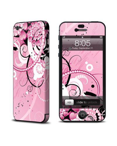 Калъф Decalgirl Her Abstraction за iPhone 5 - 1
