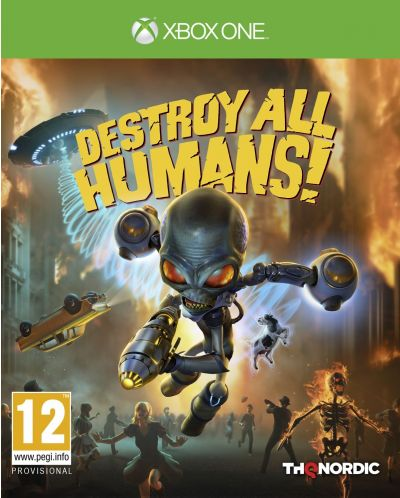 Destroy All Humans! (Xbox One) - 1
