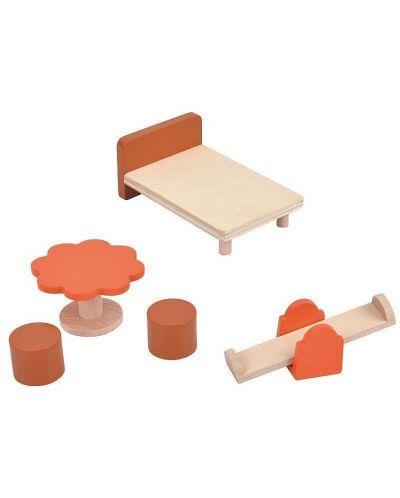 Игрален комплект Lelin - Къщичка на дърво - 3