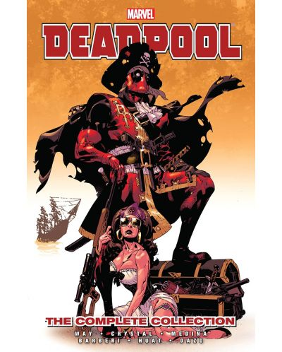 Deadpool by Daniel Way: The Complete Collection, Volume 2 - 1