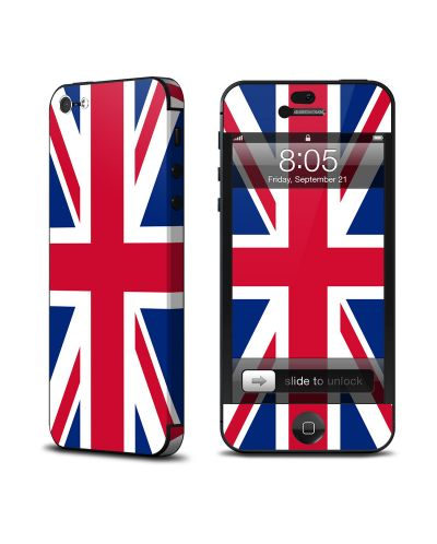 Decalgirl Union Jack за iPhone 5 - 1