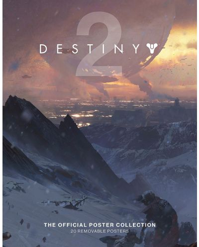 Destiny 2: The Official Poster Collection - 1