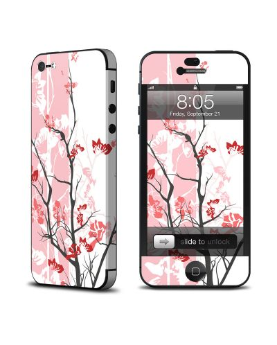 Калъф Decalgirl Pink Tranquility за iPhone 5 - 1