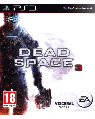 Dead Space 3 (PS3) - 1