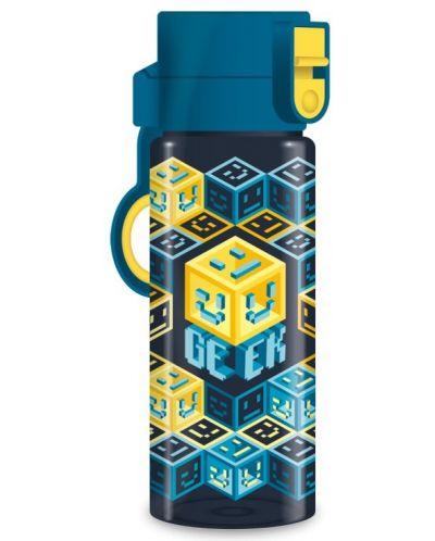 Детска бутилка Ars Una Geek - 475 ml - 1