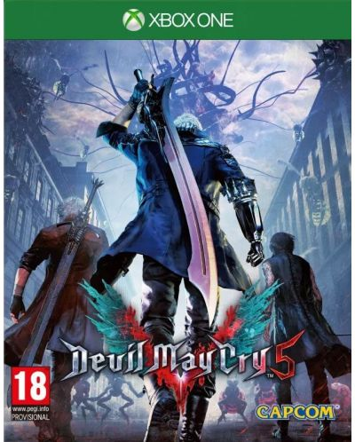 Devil May Cry 5 (Xbox One) - 1