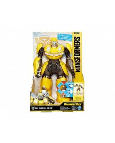 Детска играчка Hasbro Transformers - DJ Bumblebee - 1