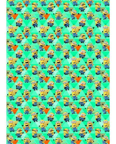 Подаръчна хартия Danilo - Despicable Me, 200 x 69 cm.  - 1