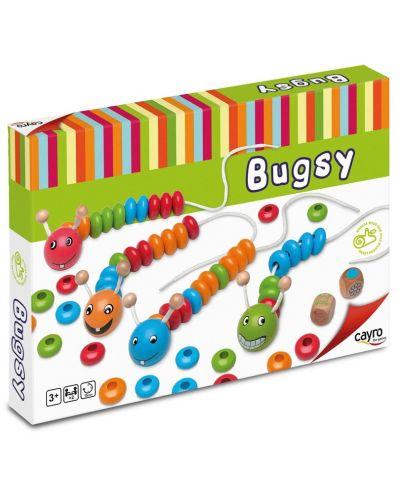 Детска образователна игра Cayro - Bugsy - 1