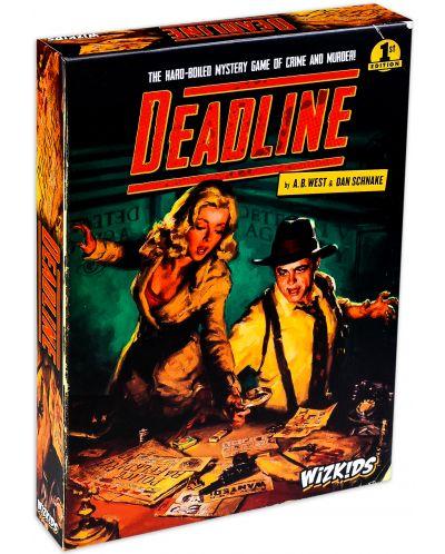 Настолна игра Deadline - 1