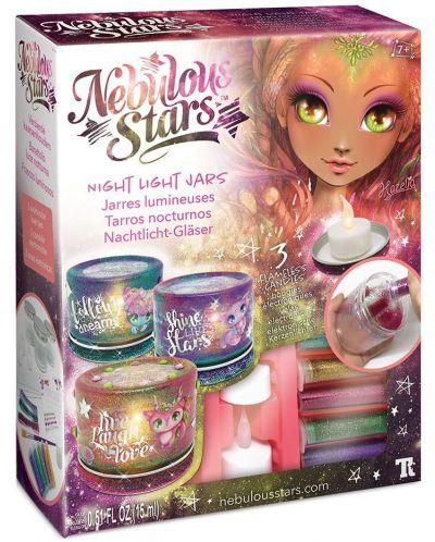 Творчески комплект Nebulous Stars - Декорирай сама, Нощни лампи, Хазелия - 1