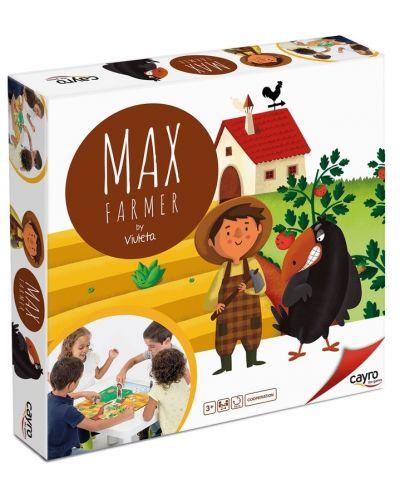 Детска игра Cayro - Фермерът Макс - 1