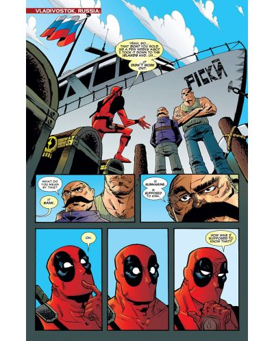 Deadpool by Daniel Way: The Complete Collection, Volume 2 - 2