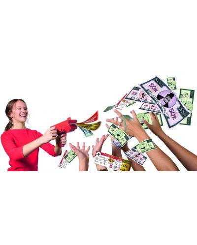 Детска игра - Cash, машина за изстрелване на банкноти - 3
