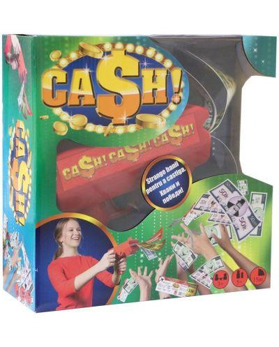 Детска игра - Cash, машина за изстрелване на банкноти - 1