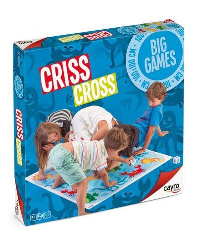 Детска игра за под Cayro - Criss Cross - 1