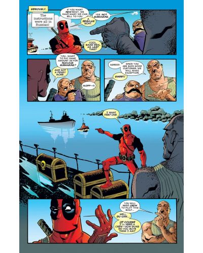 Deadpool by Daniel Way: The Complete Collection, Volume 2 - 3