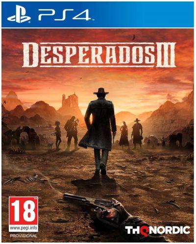 Desperados III (PS4) - 1