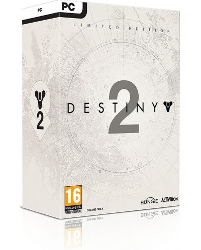 Destiny 2 Limited Edition + pre-order бонус (PC) - 1