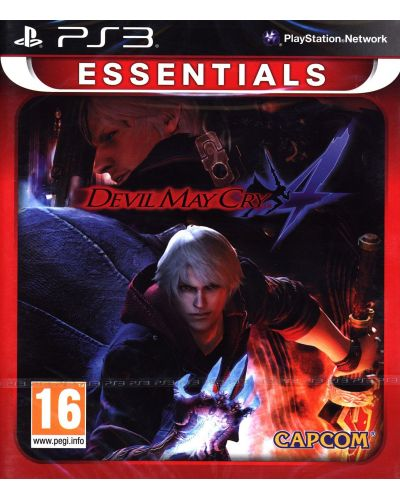 Devil May Cry 4 - Essentials (PS3) - 1