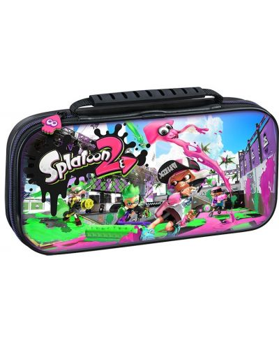 "Калъф Big Ben Deluxe Travel Case ""Splatoon 2"" (Nintendo Switch) - 1"