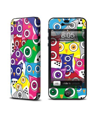Decalgirl Hoot за iPhone 5 - 1