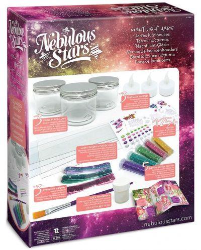 Творчески комплект Nebulous Stars - Декорирай сама, Нощни лампи, Хазелия - 4