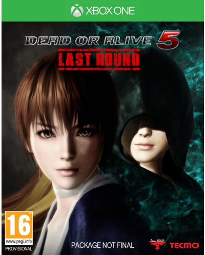 Dead or Alive 5 Last Round (Xbox One) - 1
