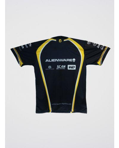 Тениска Dignitas Jersey, черна - 2