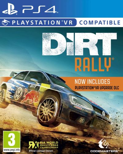 Dirt Rally VR (PS4) - 1