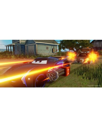 Cars 3: Driven to Win (PS4) - 5