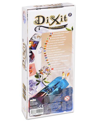 Разширение за настолна игра Dixit 7: Revelations - 5