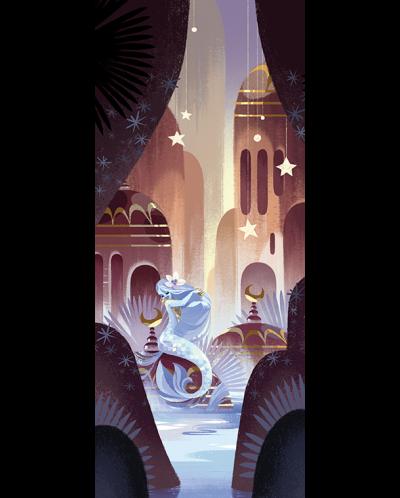 Разширение за настолна игра Dixit 7: Revelations - 2