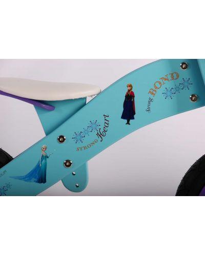 Дървено колело за баланс E&L Cycles - Дисни Замръзналото кралство, 12 инча - 3