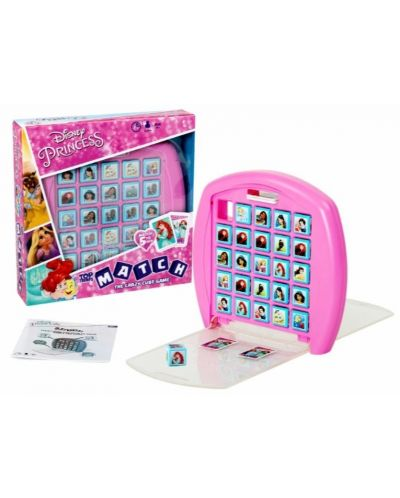 Детска игра Top Trumps - Disney Princess Match - 5