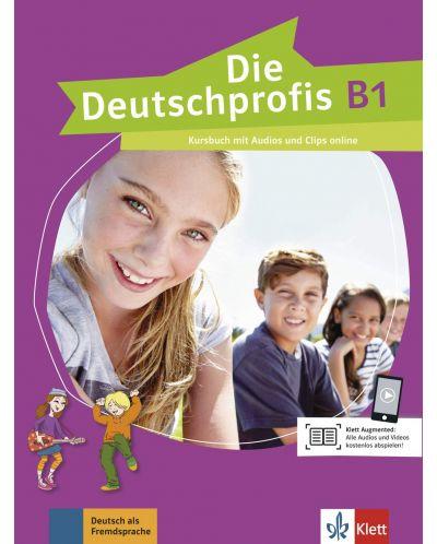 die-deutschprofis-b1-kursbuch-mit-audios-und-clips-online - 1
