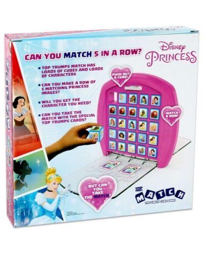 Детска игра Top Trumps - Disney Princess Match - 3